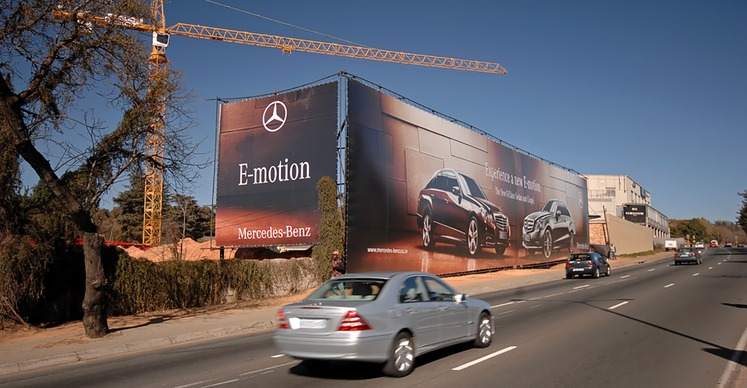 construction advertising Advertising is an audio or visual form of marketing communication that employs  an openly  one of his slogans, good morning have you used  this type of  advertising is unpredictable, which causes consumers to buy the product or idea.