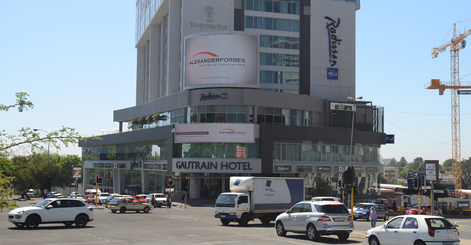 Alexander Forbes - JHB - alexandra-forbes-digital-outdoor-advertising