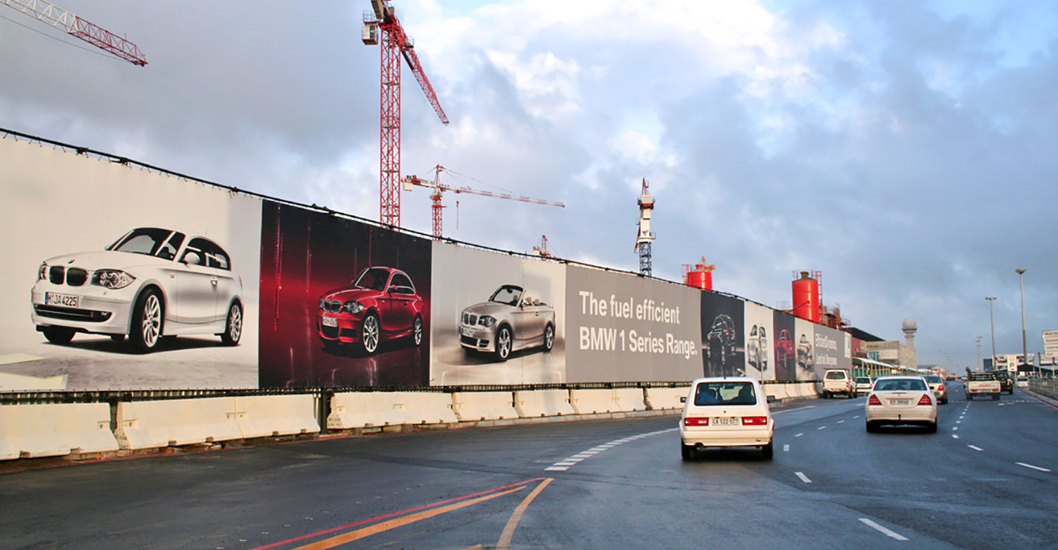 BMW - TOP4 - bmw-jhb-construction-advertising