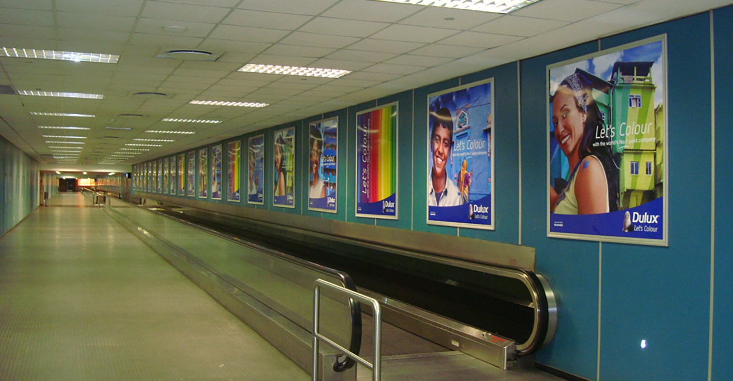 Dulux - Top4 - dulux-jhb-airport-advertising