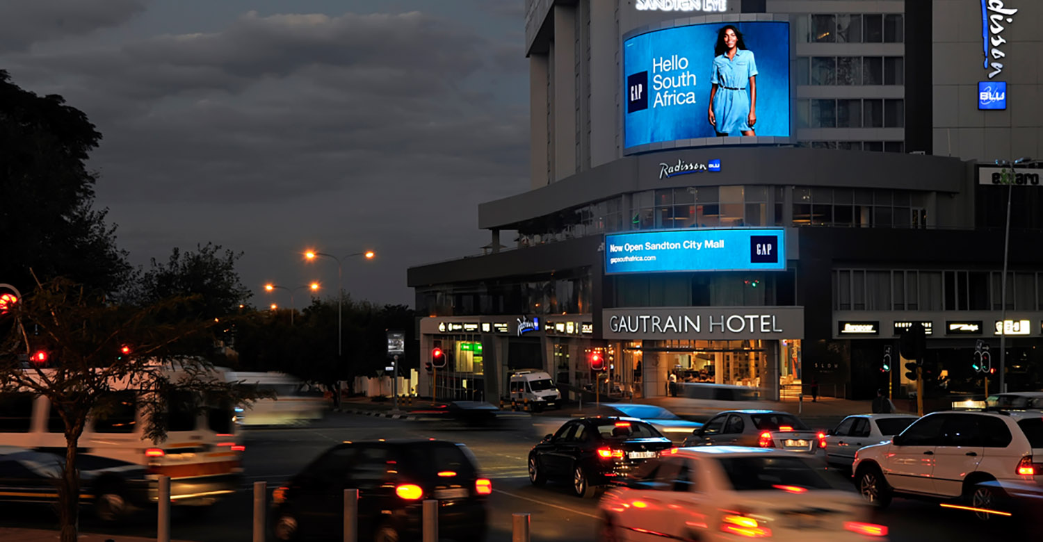 GAP - JHB - gap-jhb-digital-outdoor-advertising