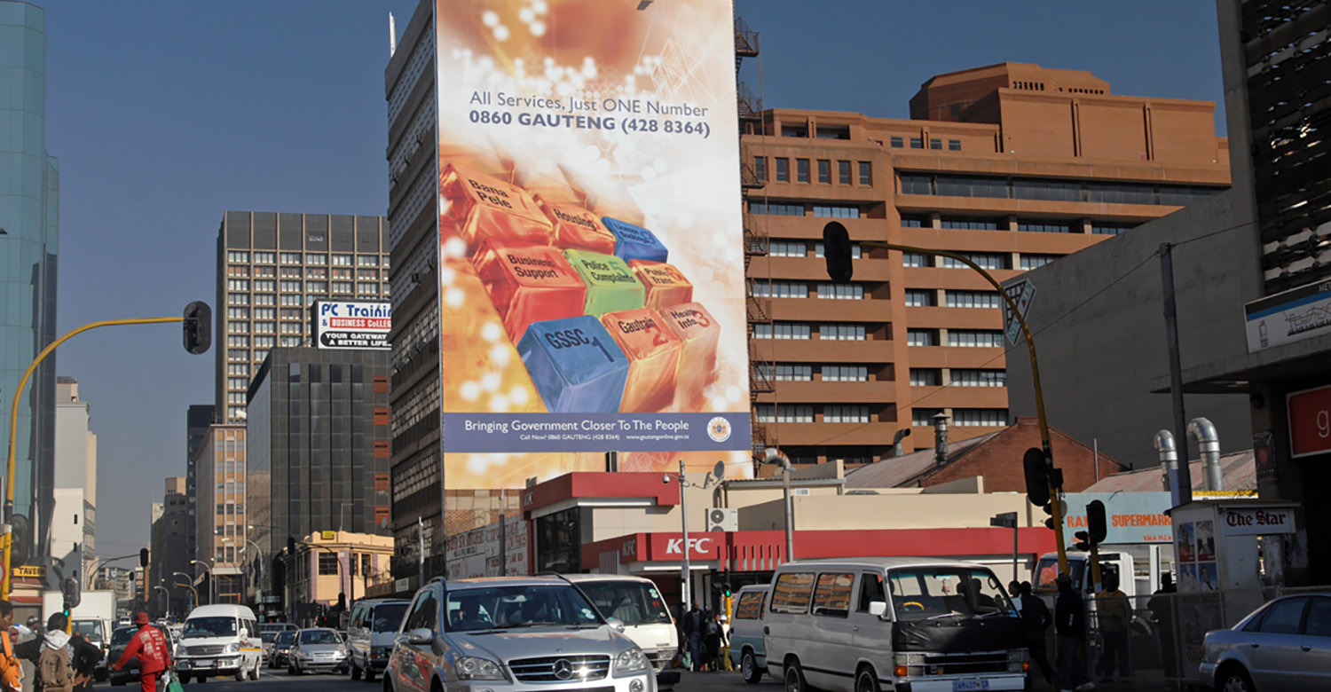 Gauteng Government - Top4 - gauteng-government-jhb-mega-signs-4