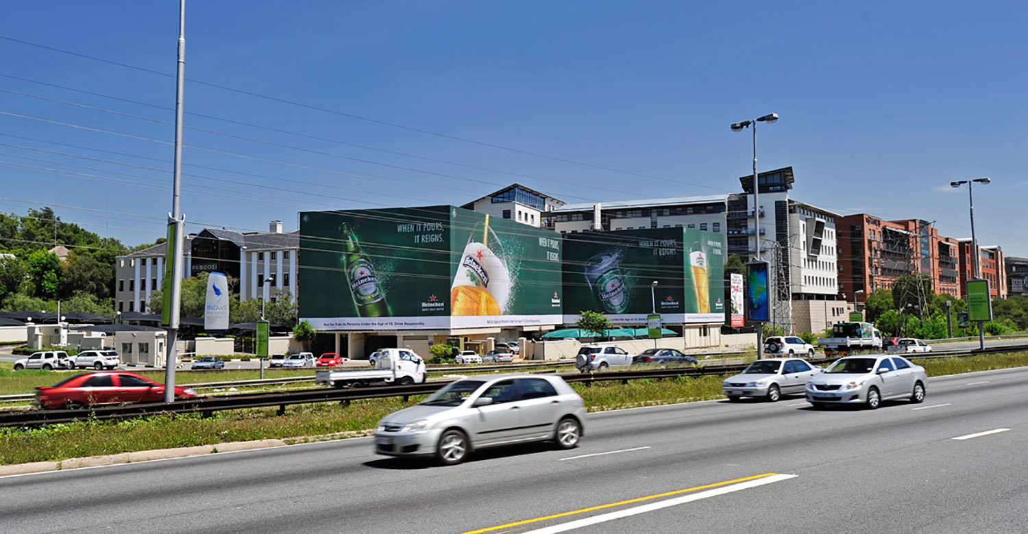 Heineken - Top4 - heineken-jhb-building-wraps