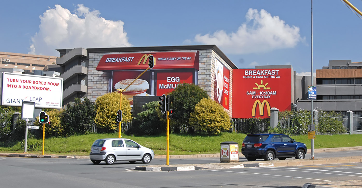 Mc Donalds - JHB - mc-donalds-jhb-mega-signs