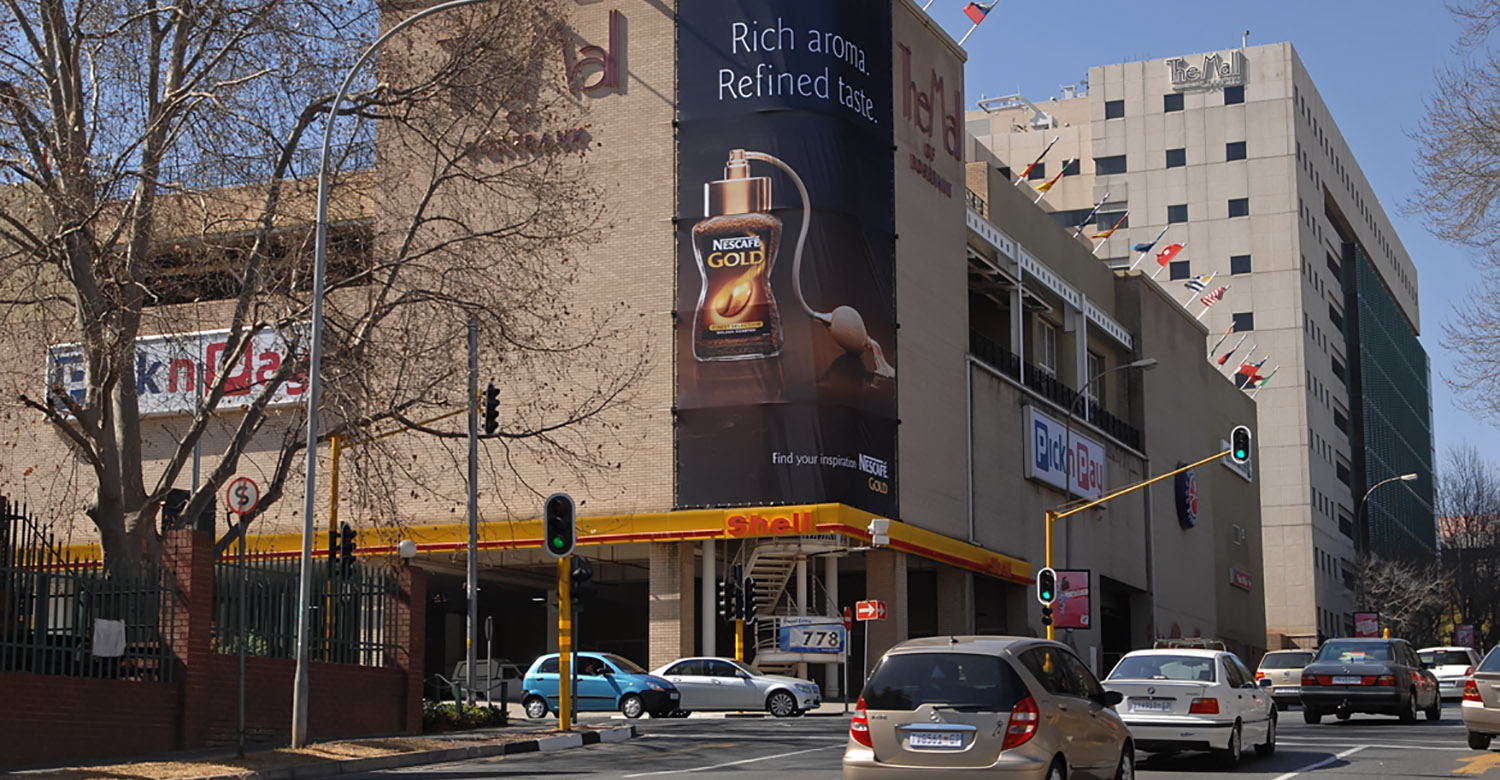 Nescafe - JHB - nescafe-jhb-building-wraps