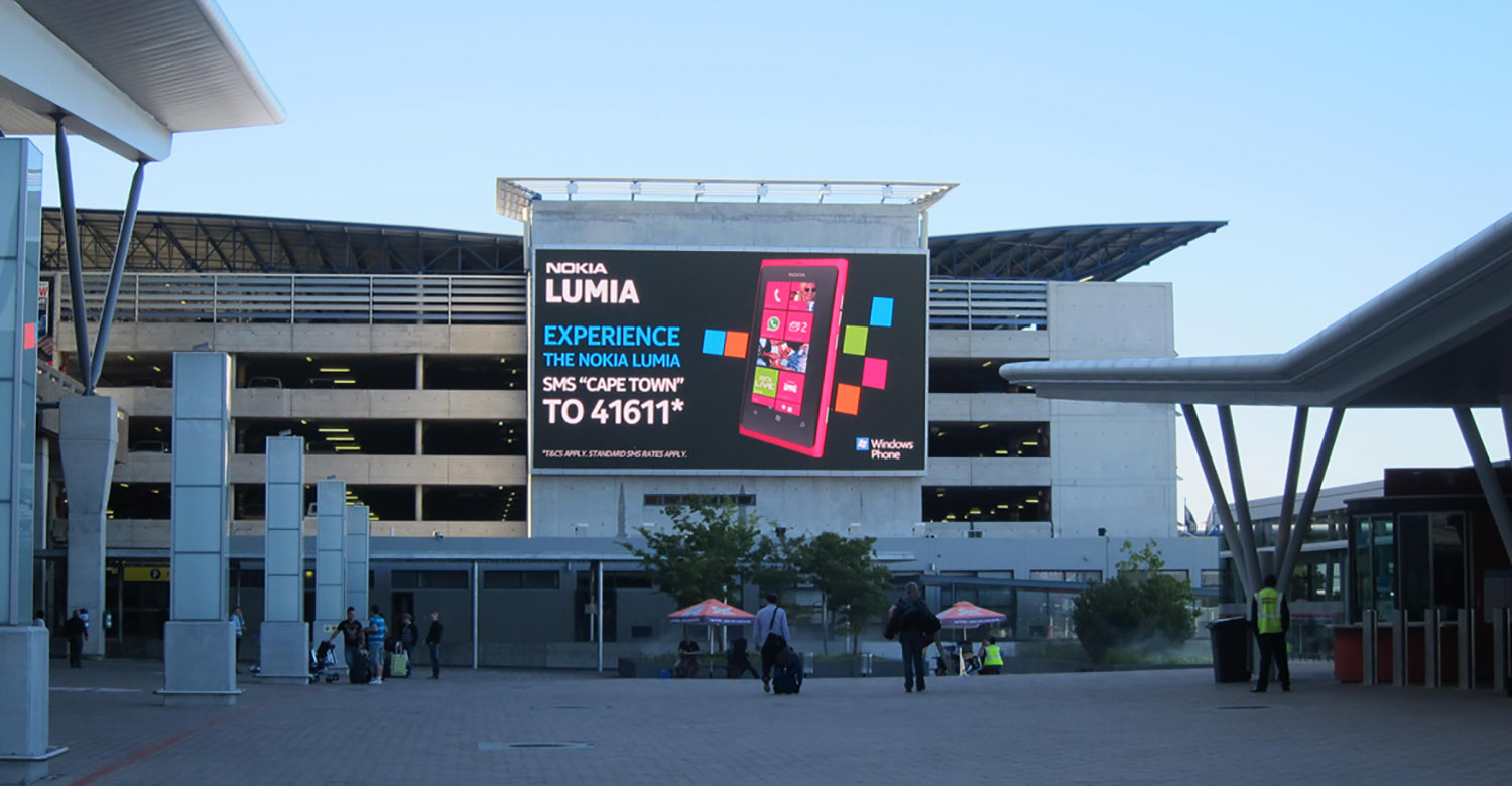 Nokia - Top4 - nokia-cpt-digital-outdoor-advertising