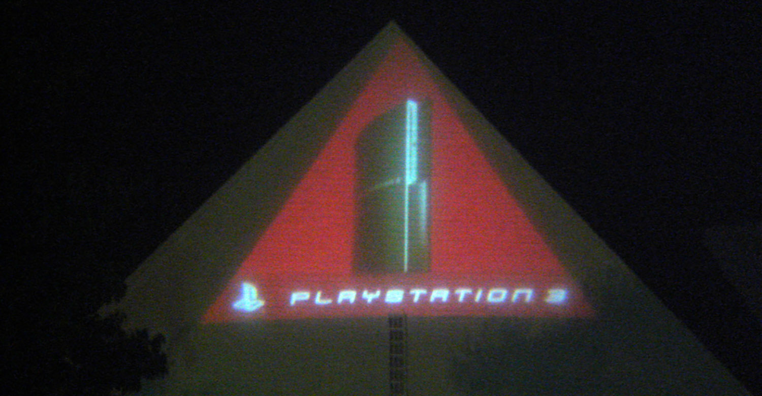Playstation - JHB - playstation-jhb-mobile-projection-2
