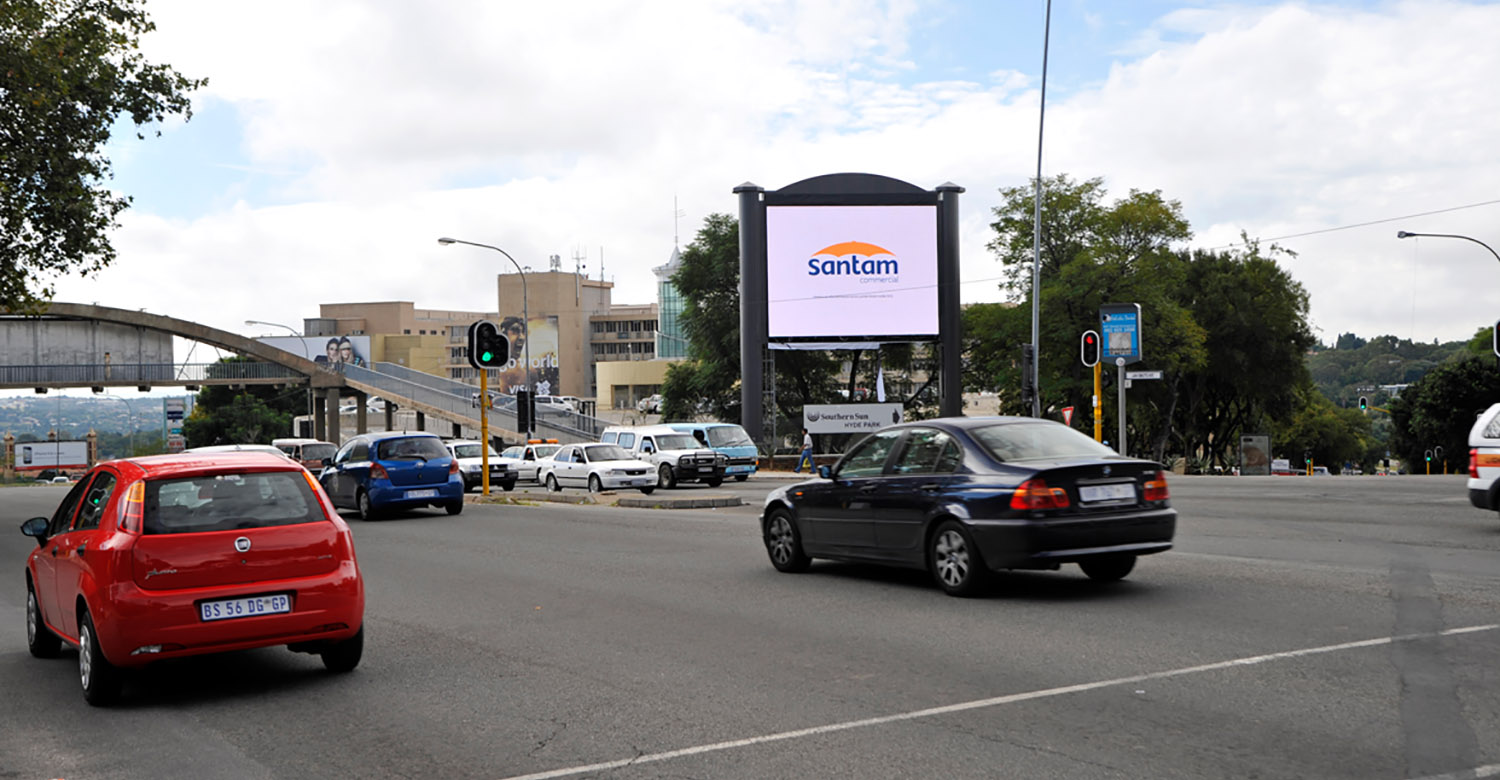 Santam - JHB - santam-jhb-digital-outdoor-advertising-1