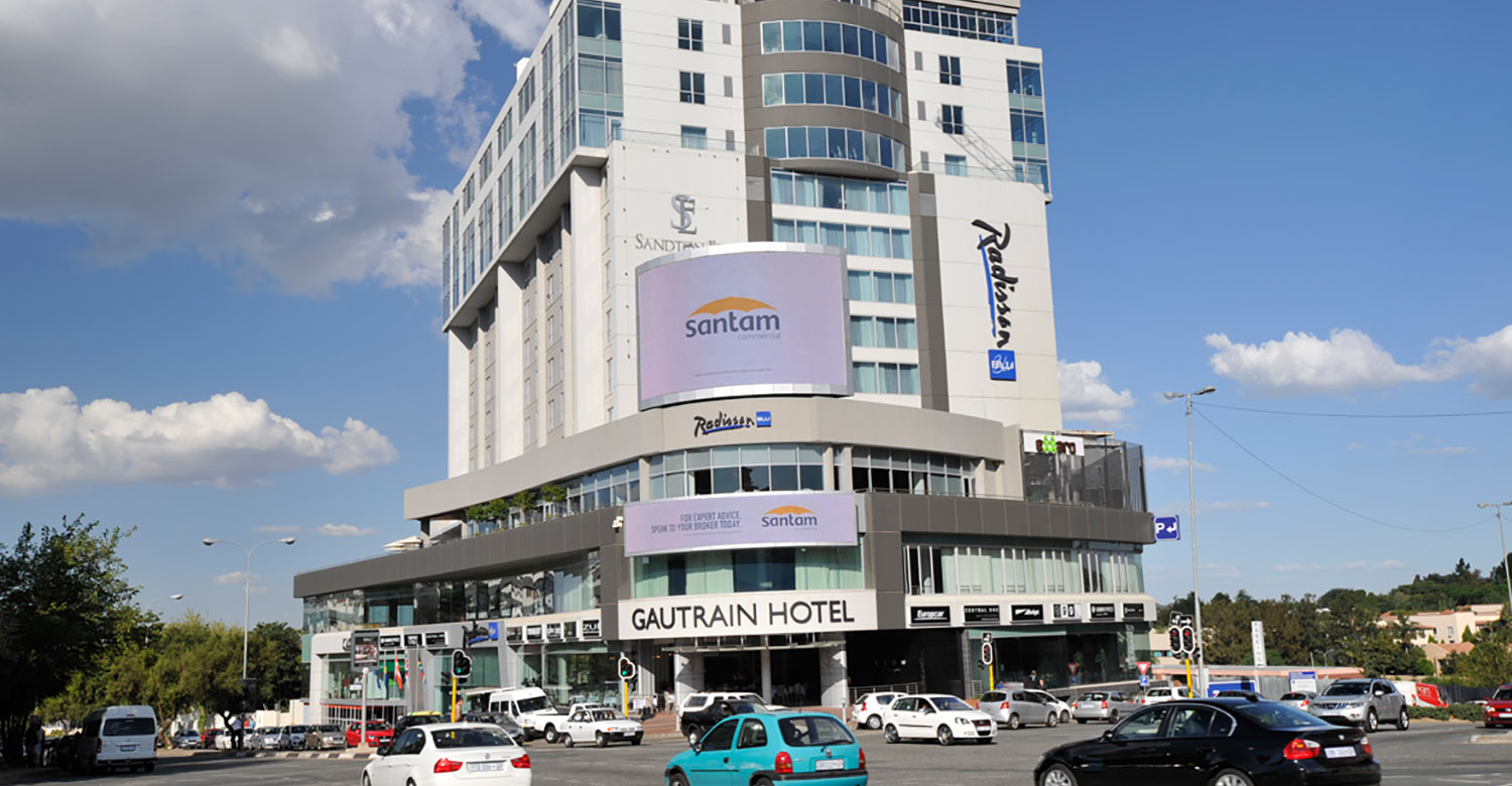 Santam - JHB - santam-jhb-digital-outdoor-advertising-2