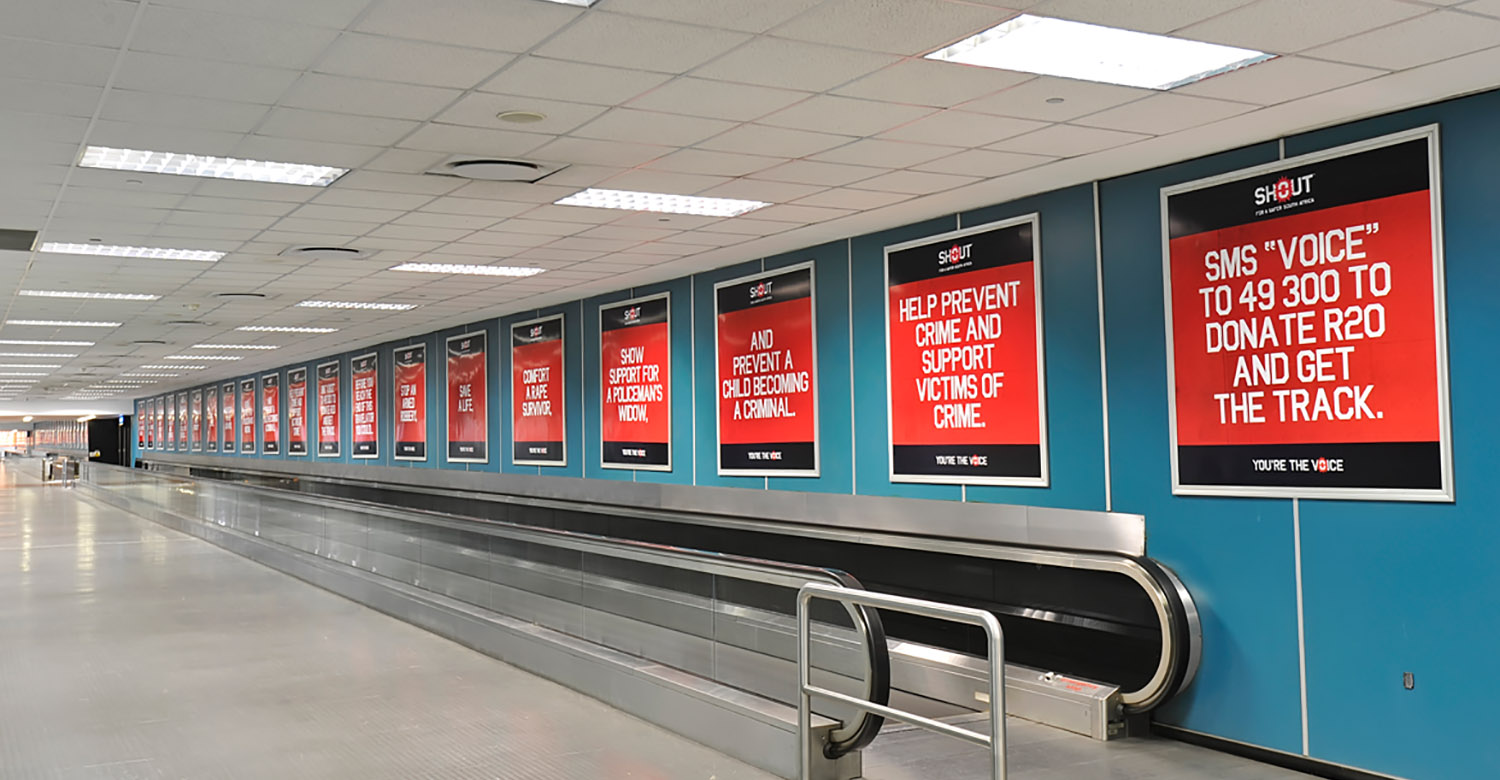 Shout - JHB - shout-jhb-airport-advertising