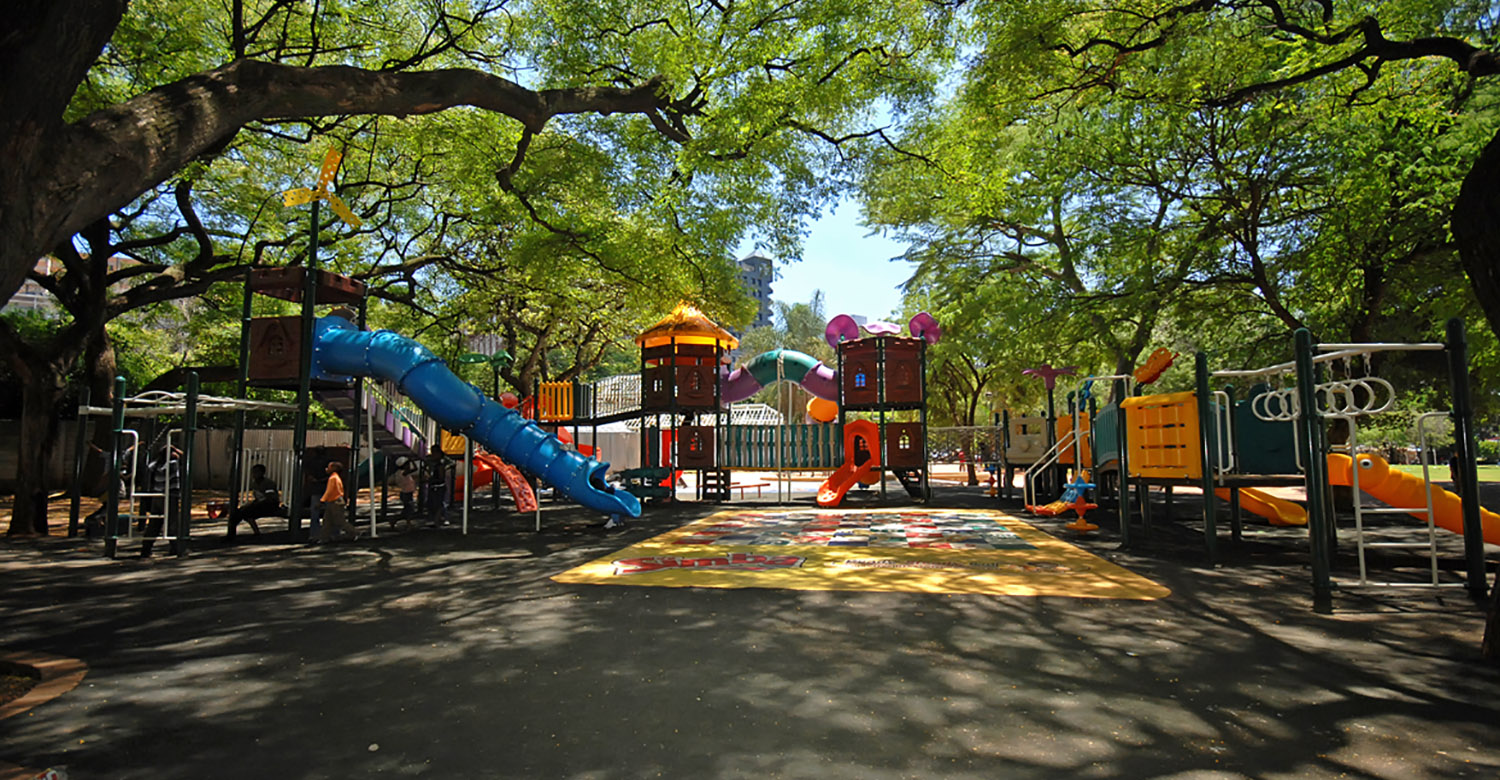 Simba - JHB - Playgrounds - Joubert Park