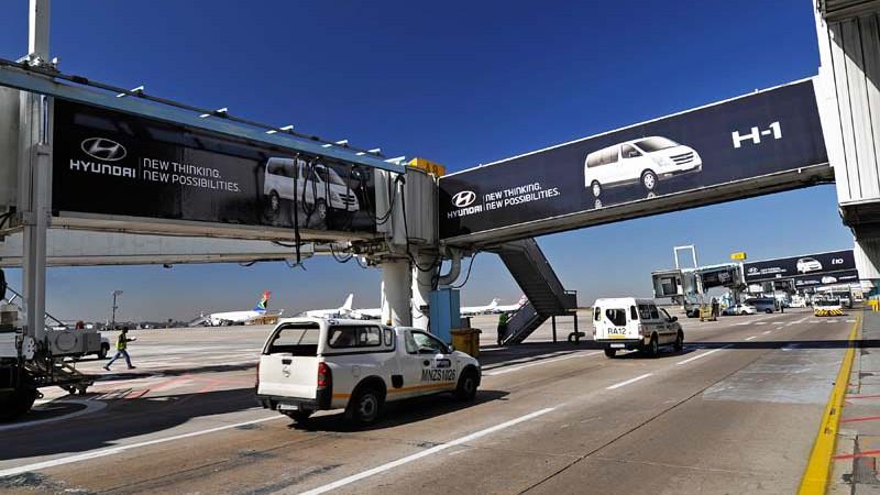 ORT - External Airbridges